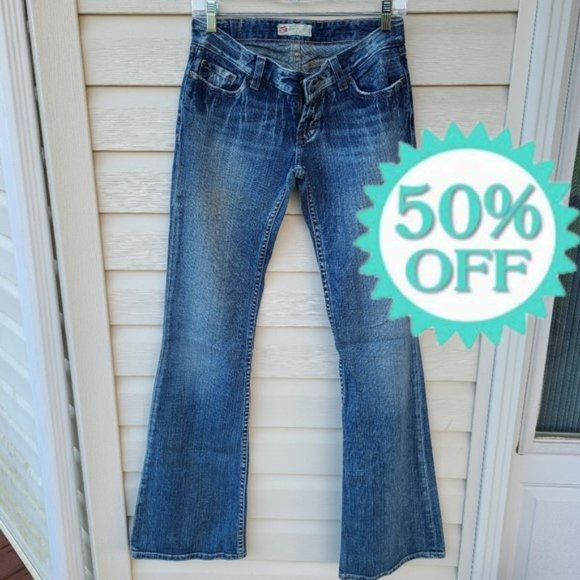 ❄SALE❄ RARE Vintage BKE Buckle Jeans, 27x35.5 long